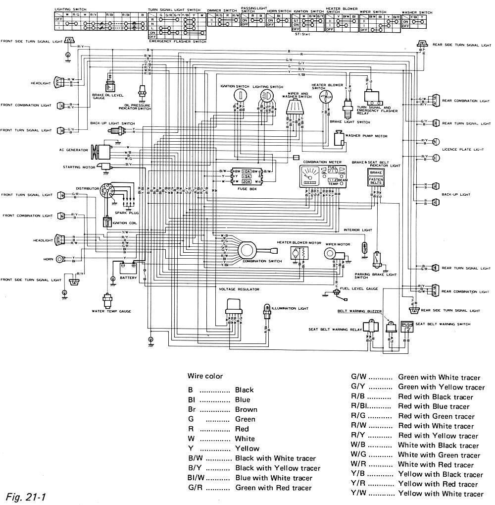 Suzuki LJ80 Technische documentatie   Tip  trucks en veel
